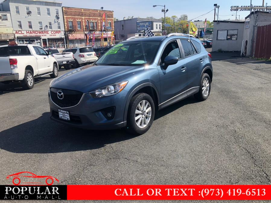 Used Mazda CX-5 AWD 4dr Auto Touring 2015 | Popular Auto Mall Inc . Newark , New Jersey