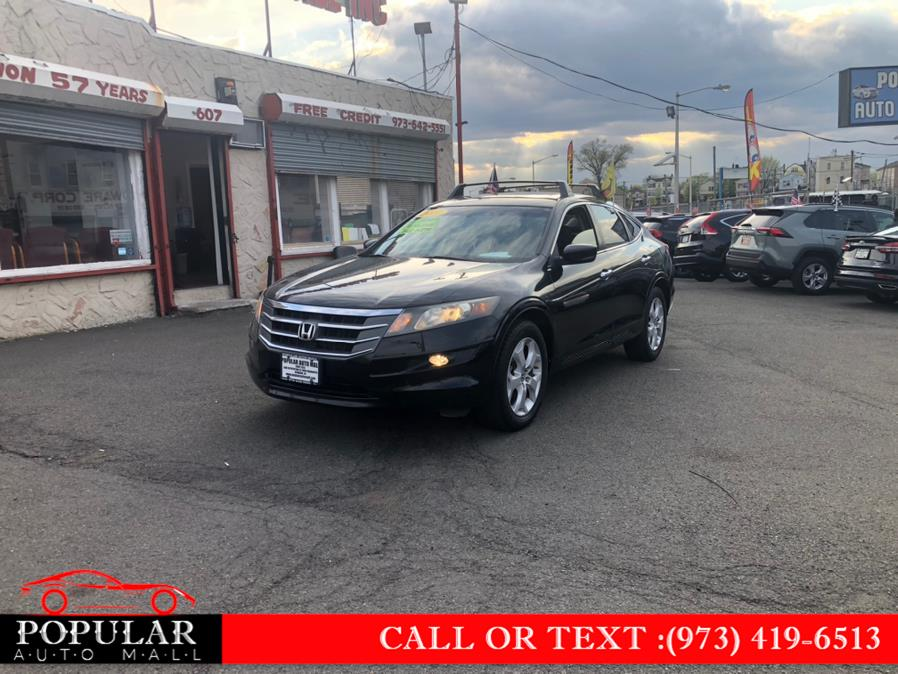 Used Honda Accord Crosstour 4WD 5dr EX-L w/Navi 2010 | Popular Auto Mall Inc . Newark , New Jersey