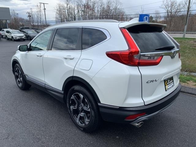 Used Honda Cr-v Touring 2018 | Sullivan Automotive Group. Avon, Connecticut