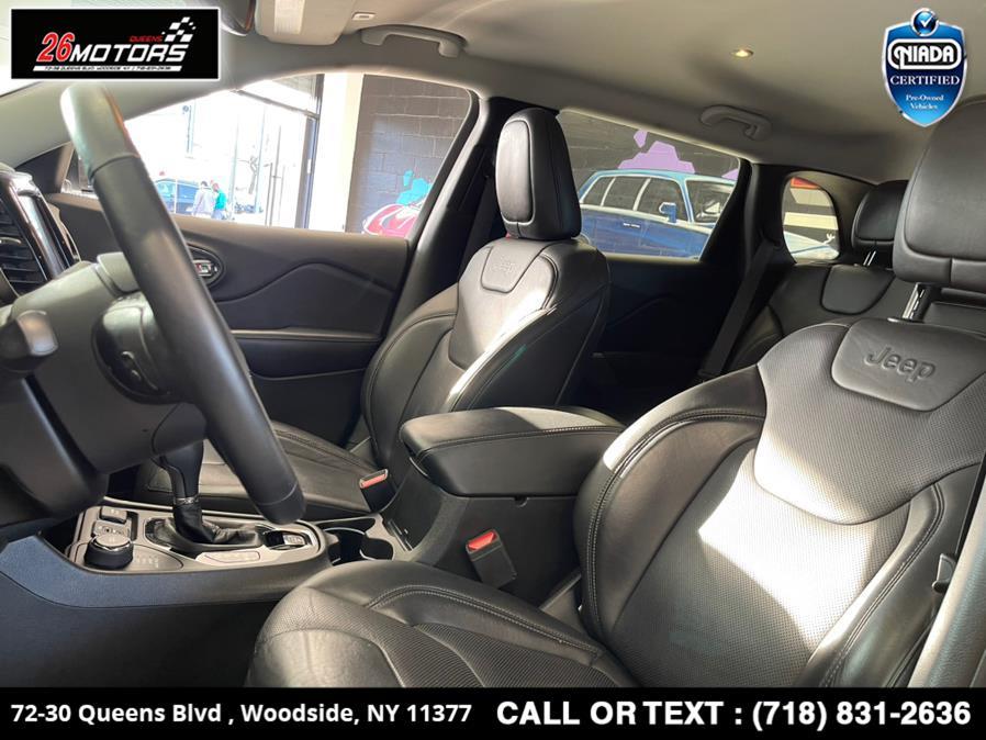 Used Jeep Cherokee Limited 4x4 2019   26 Motors Queens. Woodside, New York