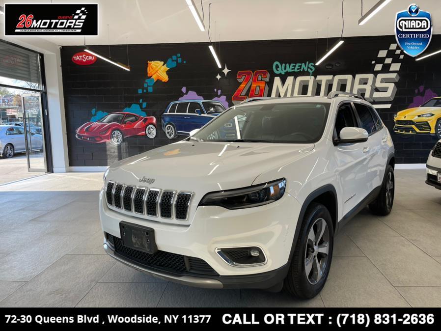 Used 2019 Jeep Cherokee in Woodside, New York | 26 Motors Queens. Woodside, New York