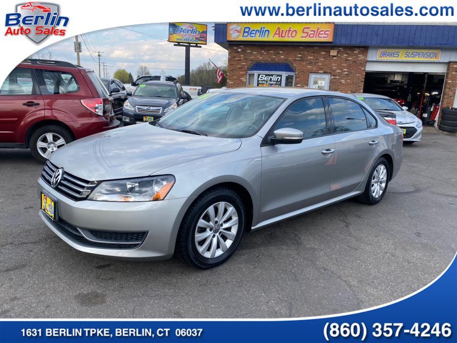 Used 2013 Volkswagen Passat in Berlin, Connecticut | Berlin Auto Sales LLC. Berlin, Connecticut