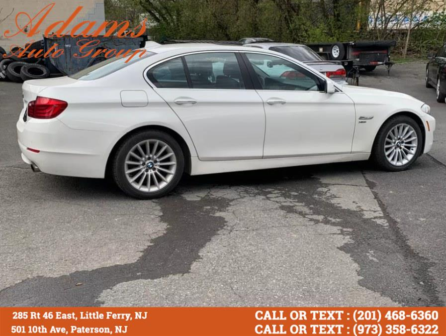 Used BMW 5 Series 4dr Sdn 535i xDrive AWD 2012 | Adams Auto Group . Little Ferry , New Jersey