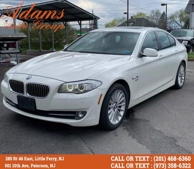 Used 2012 BMW 5 Series in Little Ferry , New Jersey | Adams Auto Group . Little Ferry , New Jersey