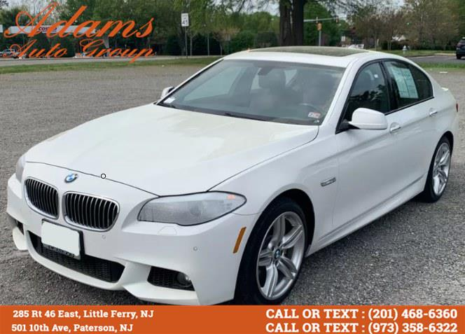 Used BMW 5 Series 4dr Sdn 535i xDrive AWD 2013 | Adams Auto Group . Little Ferry , New Jersey