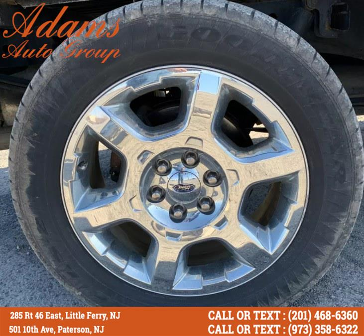 """Used Ford F-150 4WD SuperCrew 145"""" Lariat 2014   Adams Auto Group . Little Ferry , New Jersey"""