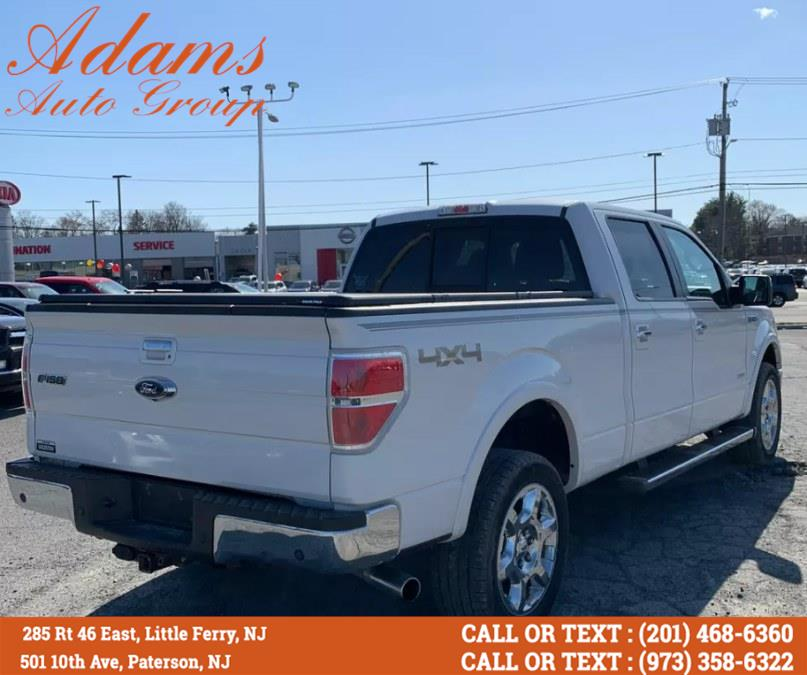 "Used Ford F-150 4WD SuperCrew 145"" Lariat 2014 
