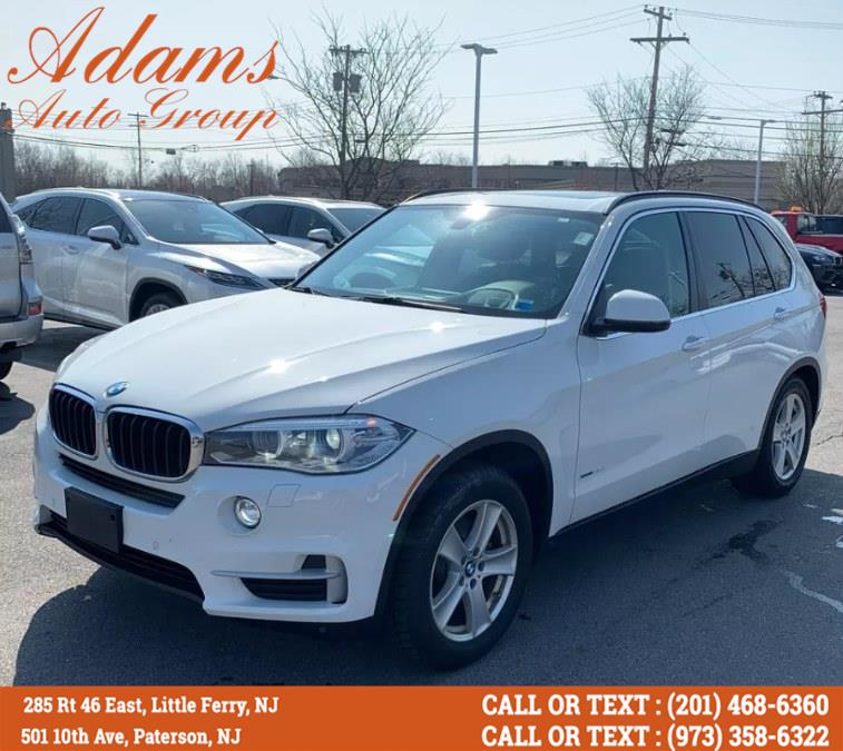 Used BMW X5 AWD 4dr xDrive35i 2014 | Adams Auto Group . Little Ferry , New Jersey