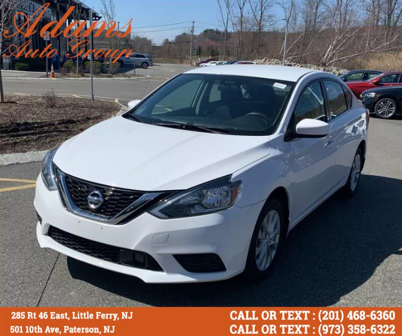 Used 2019 Nissan Sentra in Little Ferry , New Jersey | Adams Auto Group . Little Ferry , New Jersey