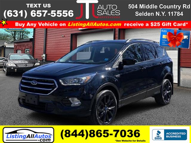Used 2017 Ford Escape in Patchogue, New York | www.ListingAllAutos.com. Patchogue, New York