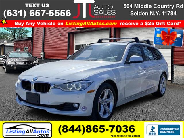 Used 2015 BMW 3 Series in Patchogue, New York | www.ListingAllAutos.com. Patchogue, New York