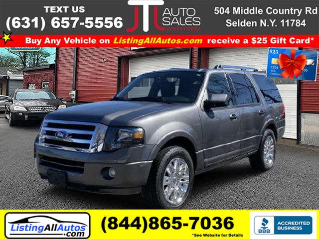 Used 2012 Ford Expedition in Patchogue, New York | www.ListingAllAutos.com. Patchogue, New York