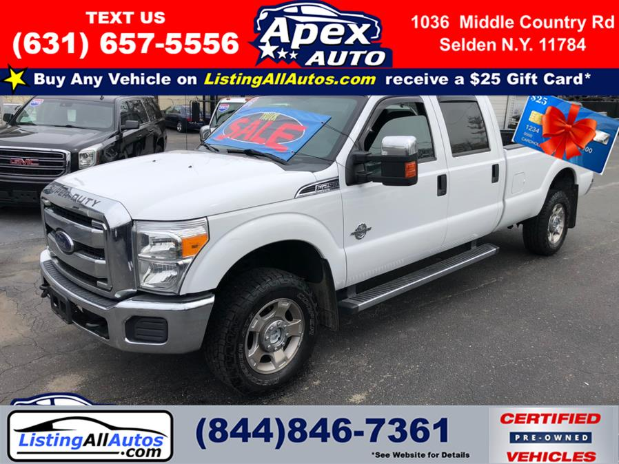Used 2016 Ford Super Duty F-250 SRW in Patchogue, New York | www.ListingAllAutos.com. Patchogue, New York