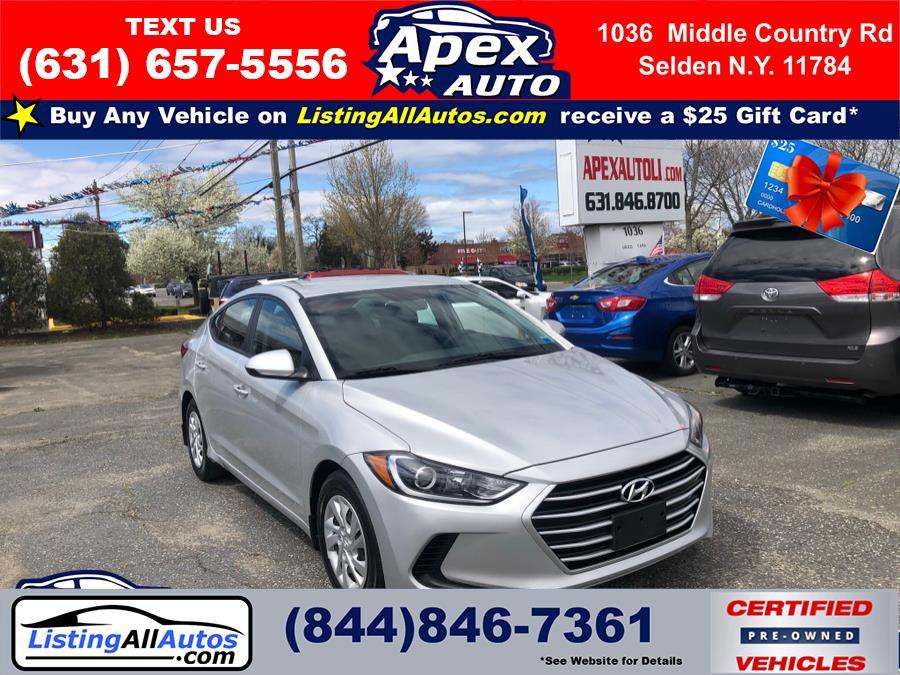 Used Hyundai Elantra SE 2.0L Auto (Alabama) 2018 | www.ListingAllAutos.com. Patchogue, New York