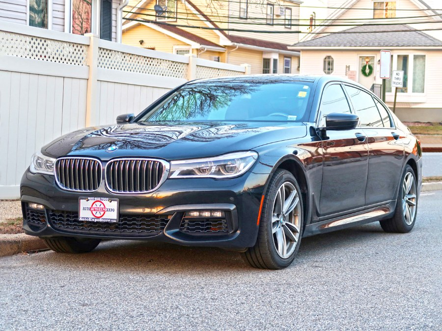 Used BMW 7 Series 750i xDrive M Sport Package 2018 | Auto Expo Ent Inc.. Great Neck, New York