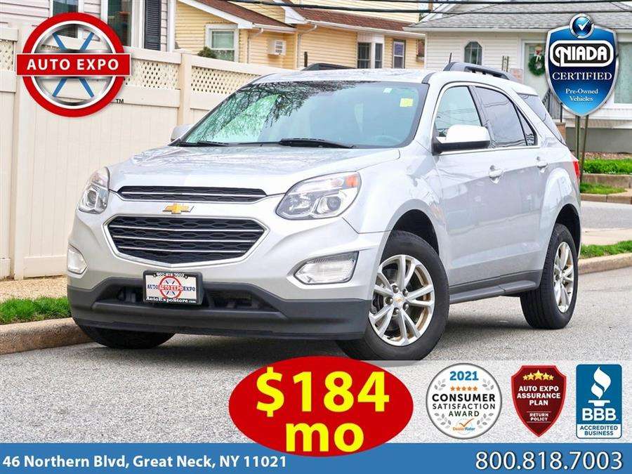 Used 2017 Chevrolet Equinox in Great Neck, New York | Auto Expo Ent Inc.. Great Neck, New York