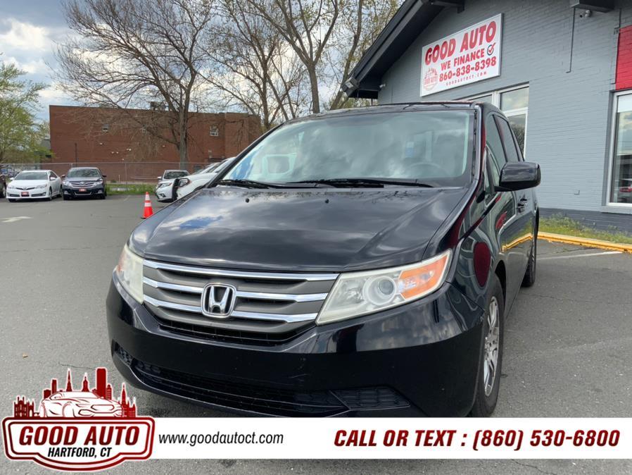 Used Honda Odyssey 5dr EX 2012   Good Auto LLC. Hartford, Connecticut