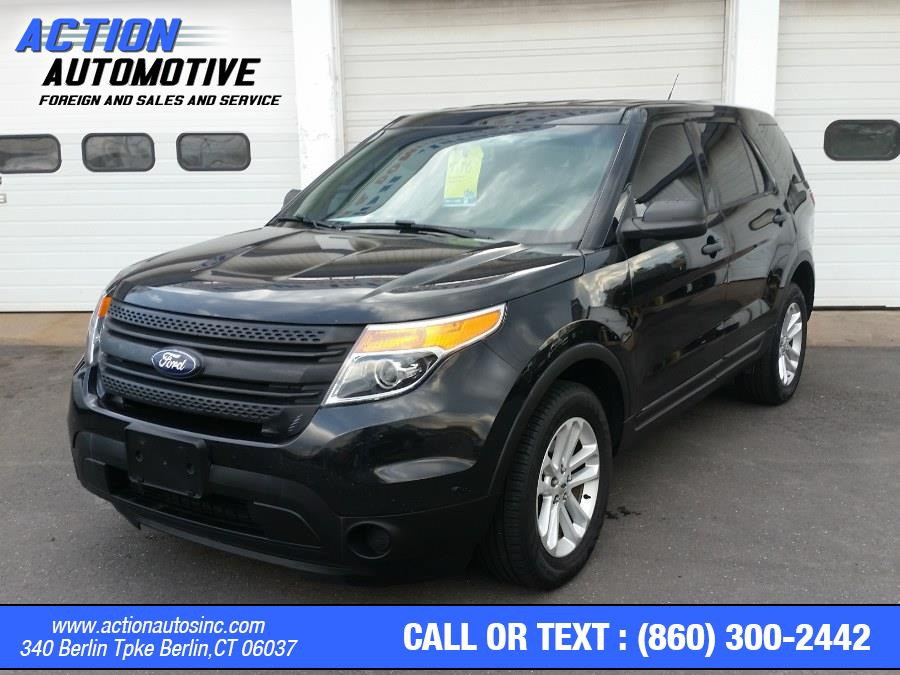 Used Ford Explorer 4WD 4dr Base 2015 | Action Automotive. Berlin, Connecticut