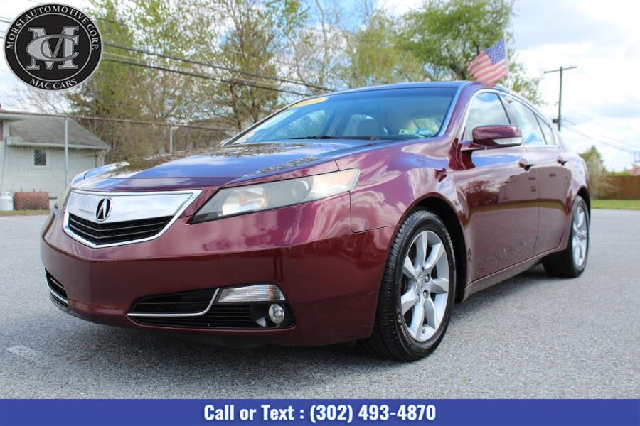 Used Acura TL 4dr Sdn Auto 2WD Tech 2012 | Morsi Automotive Corp. New Castle, Delaware