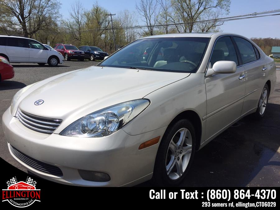 Used 2004 Lexus ES 330 4dr Sdn Lexus Used 2004 Lexus ES 330 4dr Sdn for sale in Ellington, CT Out of stock