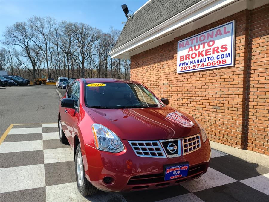 Used Nissan Rogue AWD 4dr SL 2010   National Auto Brokers, Inc.. Waterbury, Connecticut