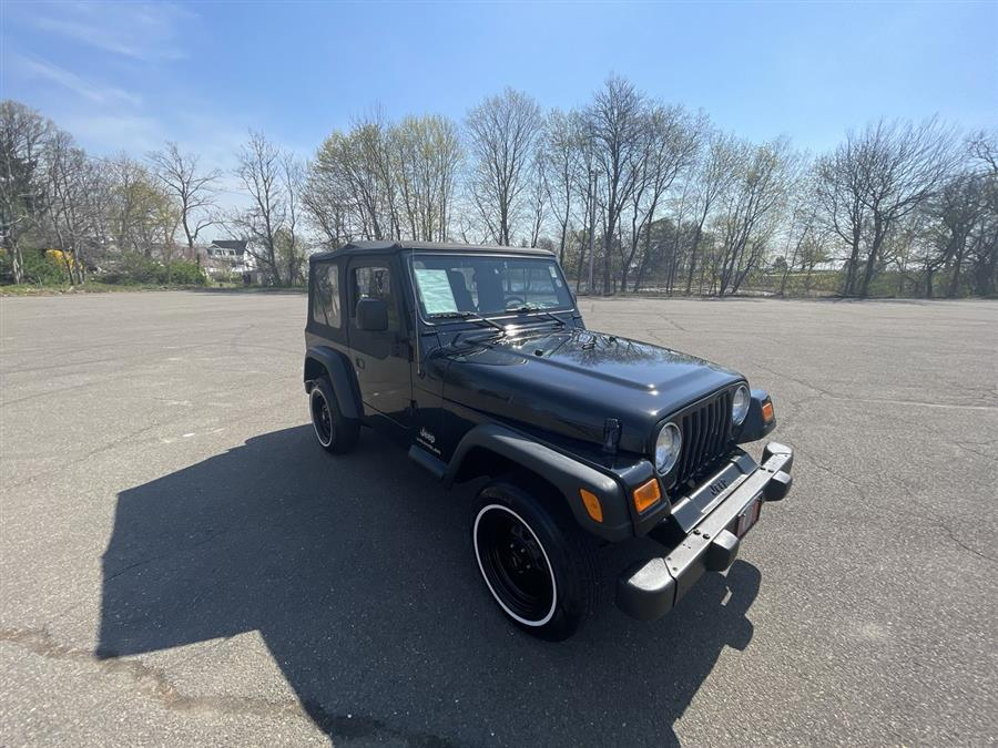 Used 2004 Jeep Wrangler in Stratford, Connecticut | Wiz Leasing Inc. Stratford, Connecticut