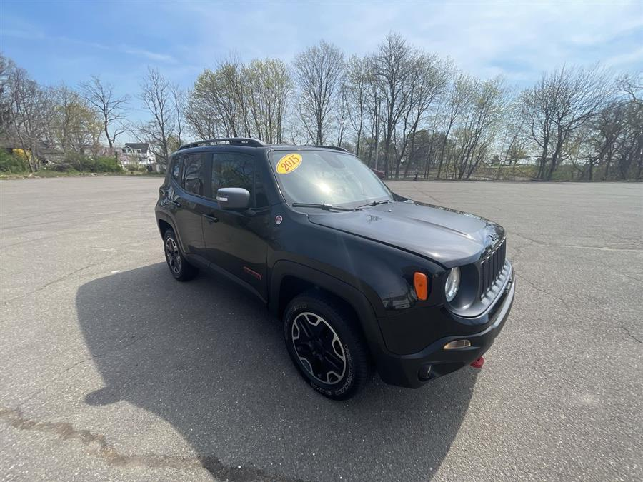 Used 2015 Jeep Renegade in Stratford, Connecticut | Wiz Leasing Inc. Stratford, Connecticut