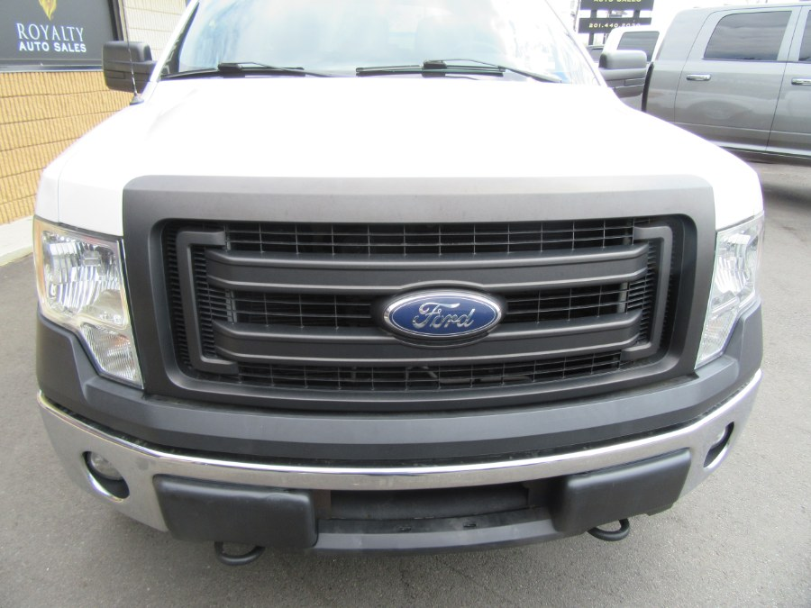 """Used Ford F-150 4WD SuperCab 163"""" XL 2013 