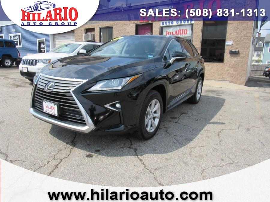 Used 2016 Lexus RX 350 in Worcester, Massachusetts | Hilario's Auto Sales Inc.. Worcester, Massachusetts
