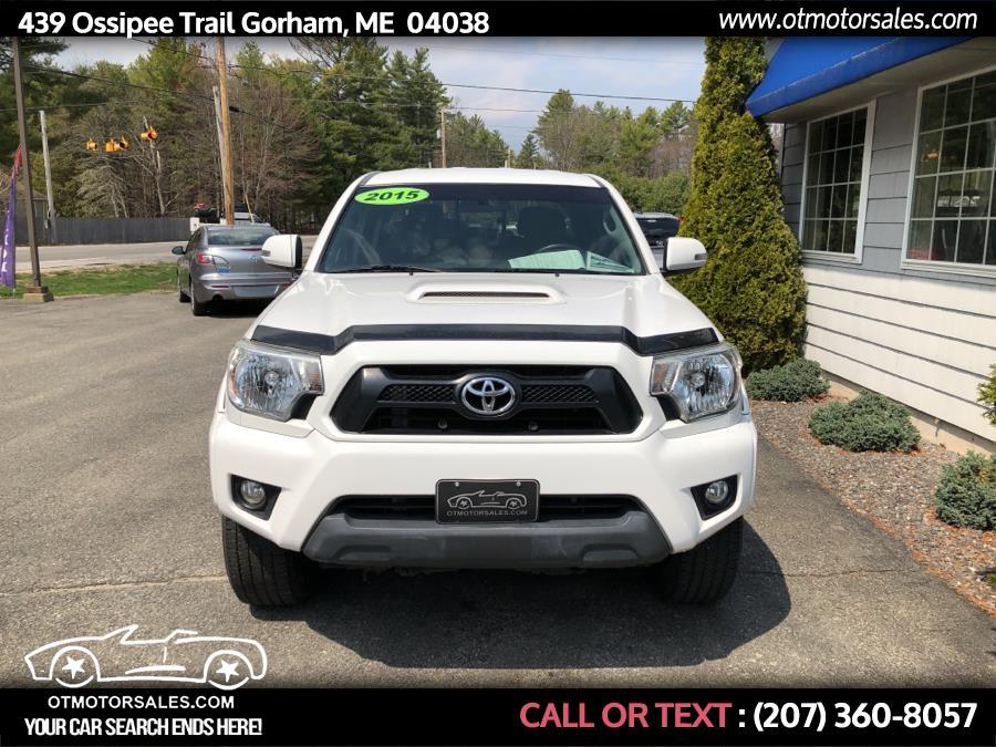 Used Toyota Tacoma TRD pro 2015 | Ossipee Trail Motor Sales. Gorham, Maine