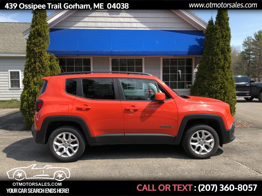 Used 2016 Jeep Renegade in Gorham, Maine | Ossipee Trail Motor Sales. Gorham, Maine