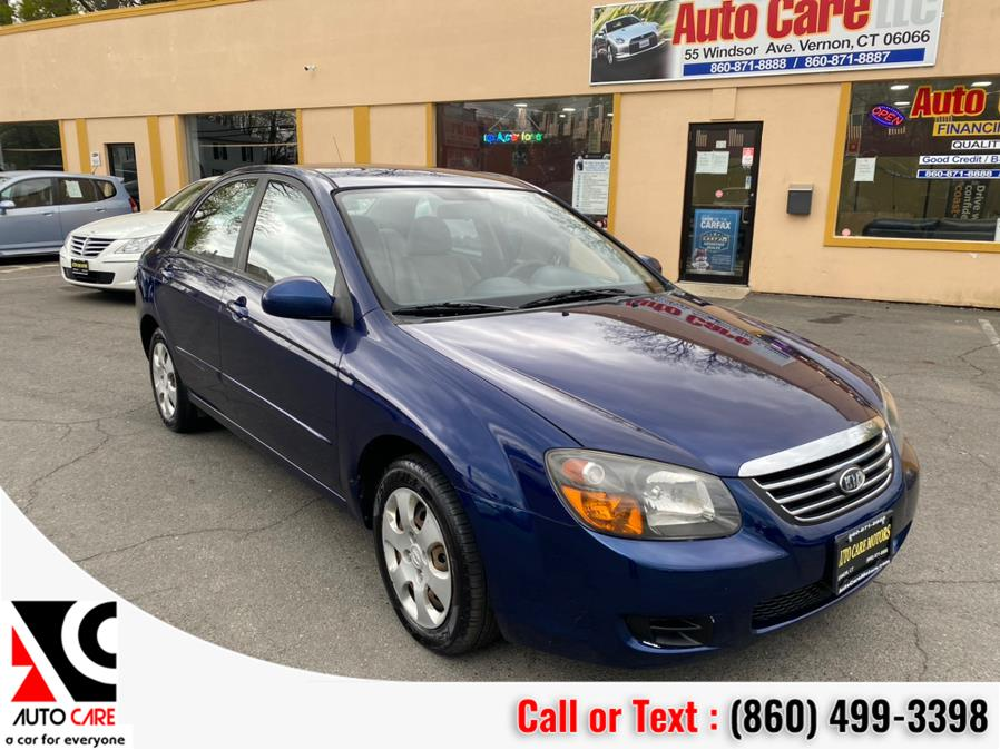 Used 2009 Kia Spectra in Vernon , Connecticut | Auto Care Motors. Vernon , Connecticut