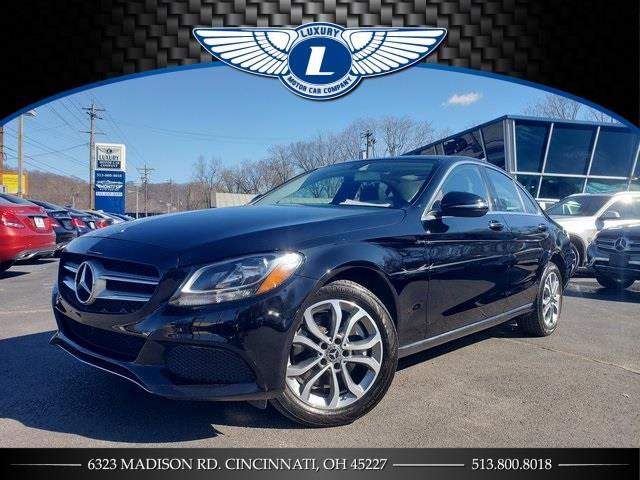 Used Mercedes-benz C-class C 300 2018 | Luxury Motor Car Company. Cincinnati, Ohio