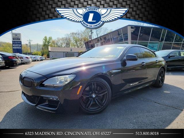 Used BMW 6 Series 650i Gran Coupe 2013 | Luxury Motor Car Company. Cincinnati, Ohio