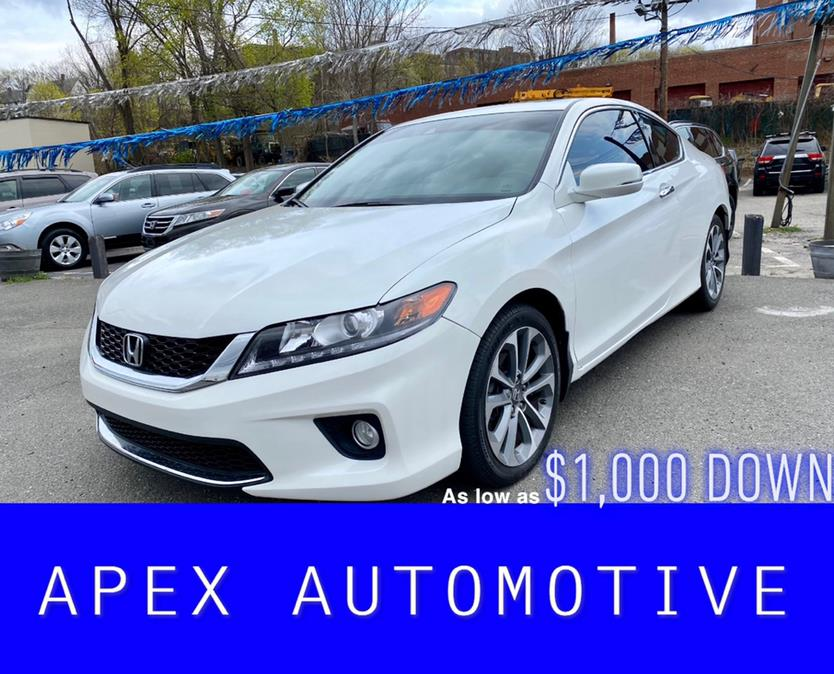 Used 2015 Honda Accord Coupe in Waterbury, Connecticut | Apex  Automotive. Waterbury, Connecticut