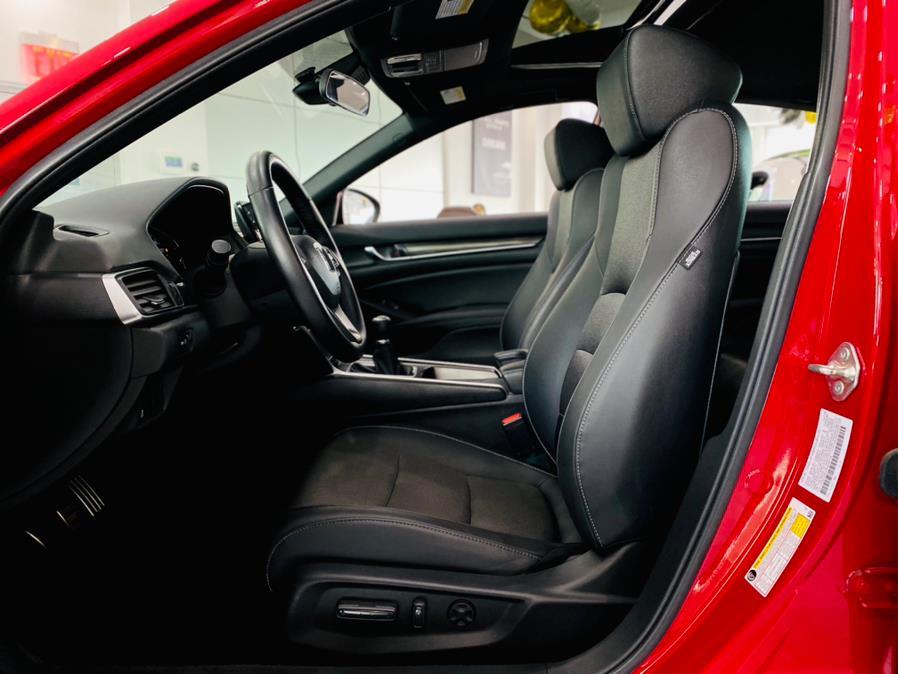 Used Honda Accord Sedan Sport 2.0T Manual 2019 | Luxury Motor Club. Franklin Square, New York