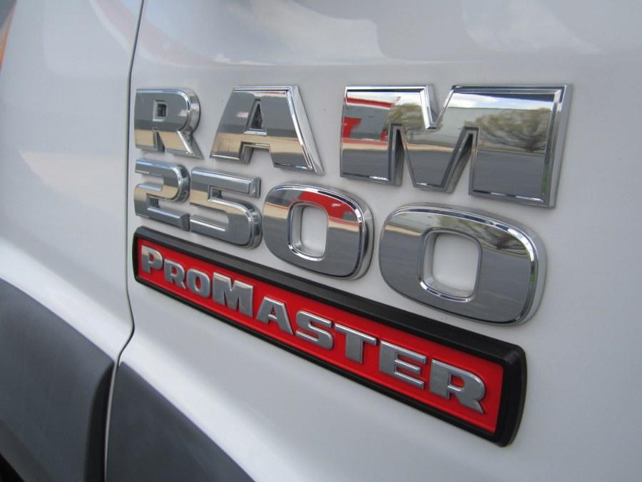 "Used Ram ProMaster Cargo Van 2500 High Roof 136"" WB 2016 | A-Tech. Medford, Massachusetts"