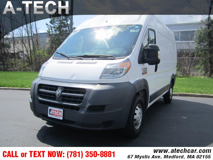 Used 2016 Ram ProMaster Cargo Van in Medford, Massachusetts | A-Tech. Medford, Massachusetts
