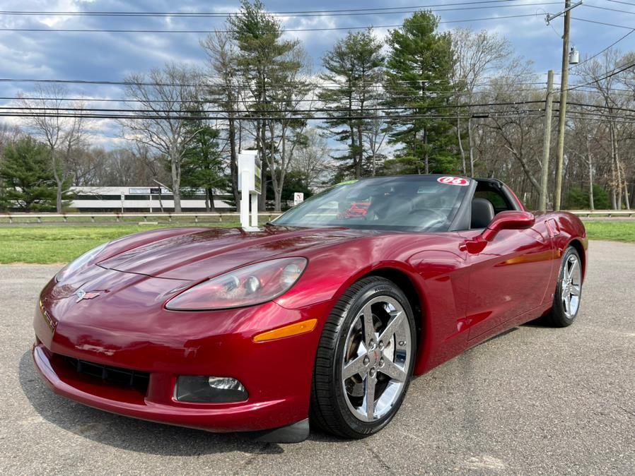 Used Chevrolet Corvette 2dr Cpe 2006 | Mike And Tony Auto Sales, Inc. South Windsor, Connecticut