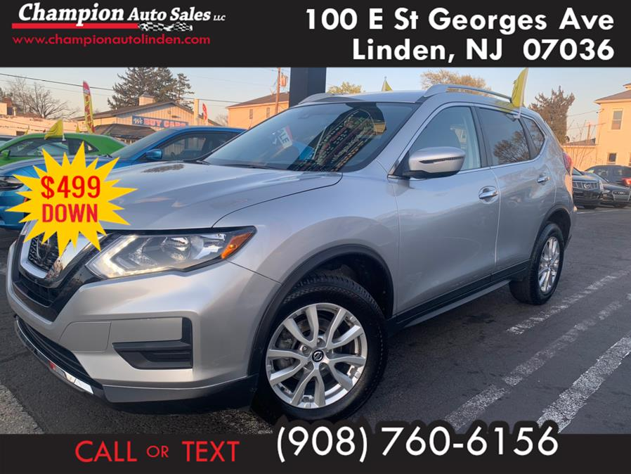 Used 2020 Nissan Rogue in Linden, New Jersey | Champion Used Auto Sales. Linden, New Jersey