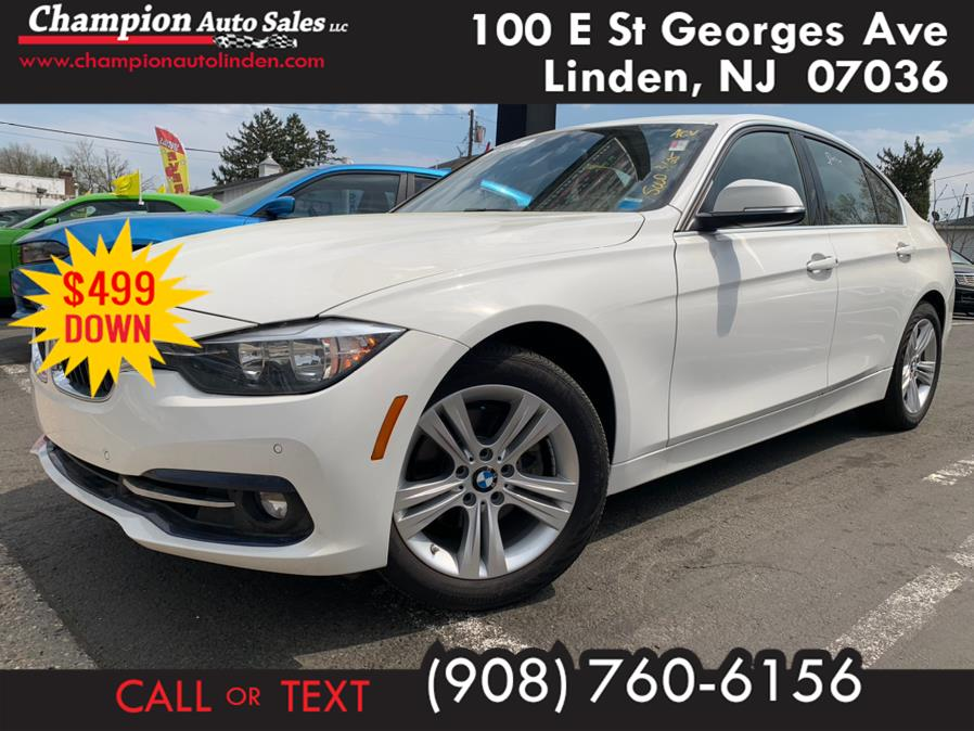 Used 2017 BMW 3 Series in Linden, New Jersey | Champion Used Auto Sales. Linden, New Jersey