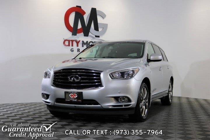 Used Infiniti Qx60 Base 2014 | City Motor Group Inc.. Haskell, New Jersey