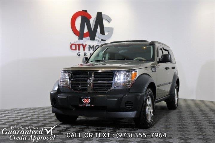 Used Dodge Nitro SXT 2007 | City Motor Group Inc.. Haskell, New Jersey