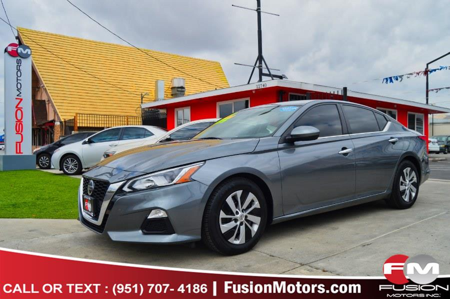 Used 2019 Nissan Altima in Moreno Valley, California | Fusion Motors Inc. Moreno Valley, California