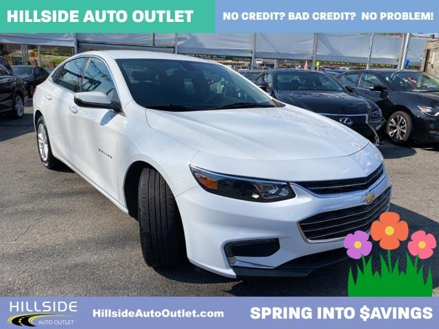 Used Chevrolet Malibu LT 2018 | Hillside Auto Outlet. Jamaica, New York