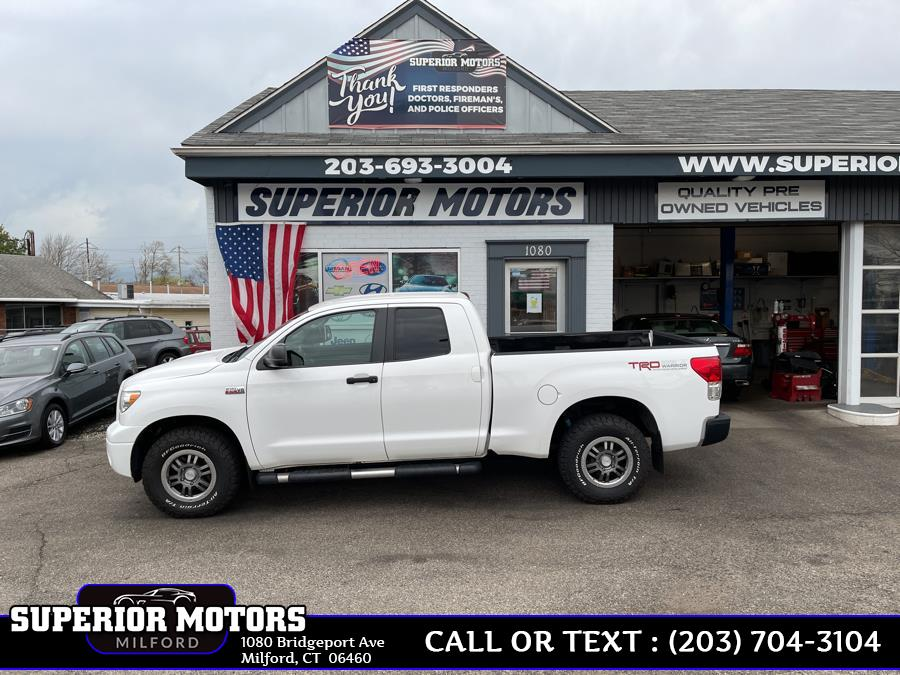 Used 2013 Toyota TUNDRA Tundra 4WD Truck in Milford, Connecticut | Superior Motors LLC. Milford, Connecticut