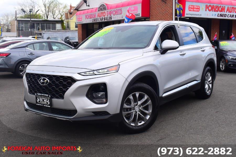 Used 2020 Hyundai Santa Fe in Irvington, New Jersey | Foreign Auto Imports. Irvington, New Jersey