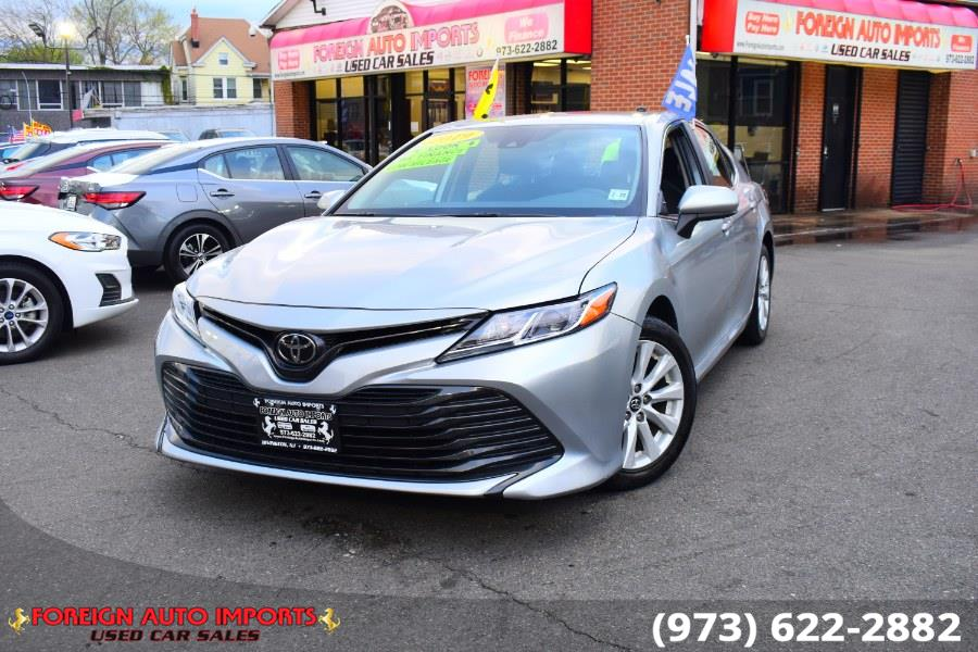 Used 2019 Toyota Camry in Irvington, New Jersey | Foreign Auto Imports. Irvington, New Jersey