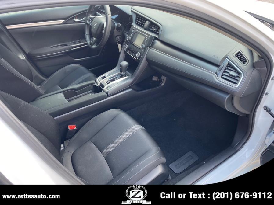 Used Honda Civic Sedan LX CVT 2019   Zettes Auto Mall. Jersey City, New Jersey