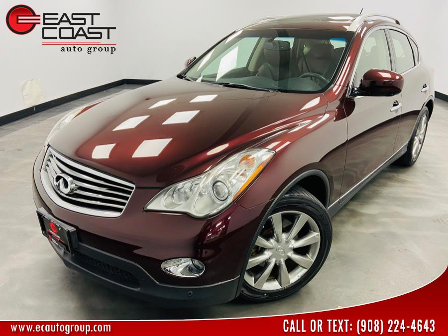 Used INFINITI EX37 AWD 4dr Journey 2013 | East Coast Auto Group. Linden, New Jersey